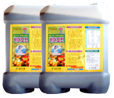 Amino-acid liquid fertilizer